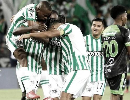 Atlético Nacional sumó su octava victoria consecutiva y se consolida en el liderato de la Liga BetPlay 2021-II