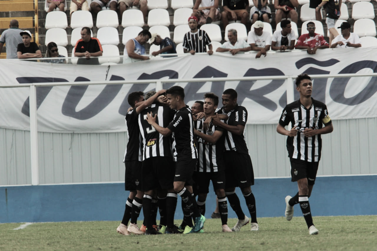 Atlético-MG elimina Juventus-SP pela Copa SP e se classifica à terceira fase