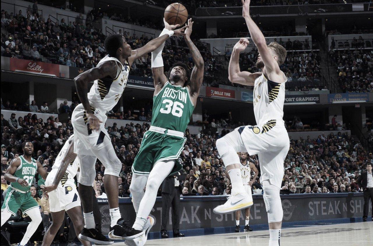 Marcus Smart, jugador de Boston Celtics, da positivo en COVID-19