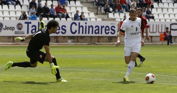 Albacete - Sporting de Gijón: empezando a definir los papeles