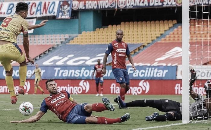 Puntuaciones en el DIM tras el empate ante Pasto en la fecha 13 de la liga