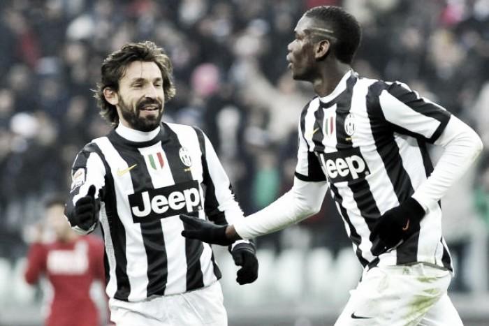 """Pirlo relembra chegada de Pogba à Juventus após deixar Manchester United de graça: """"Todos riram"""""""