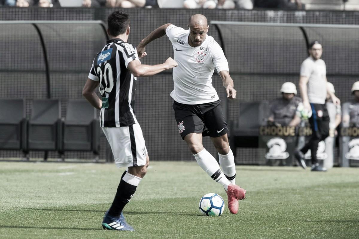 Corinthians empata com Ceará em casa e perde chance de assumir liderança do Brasileiro
