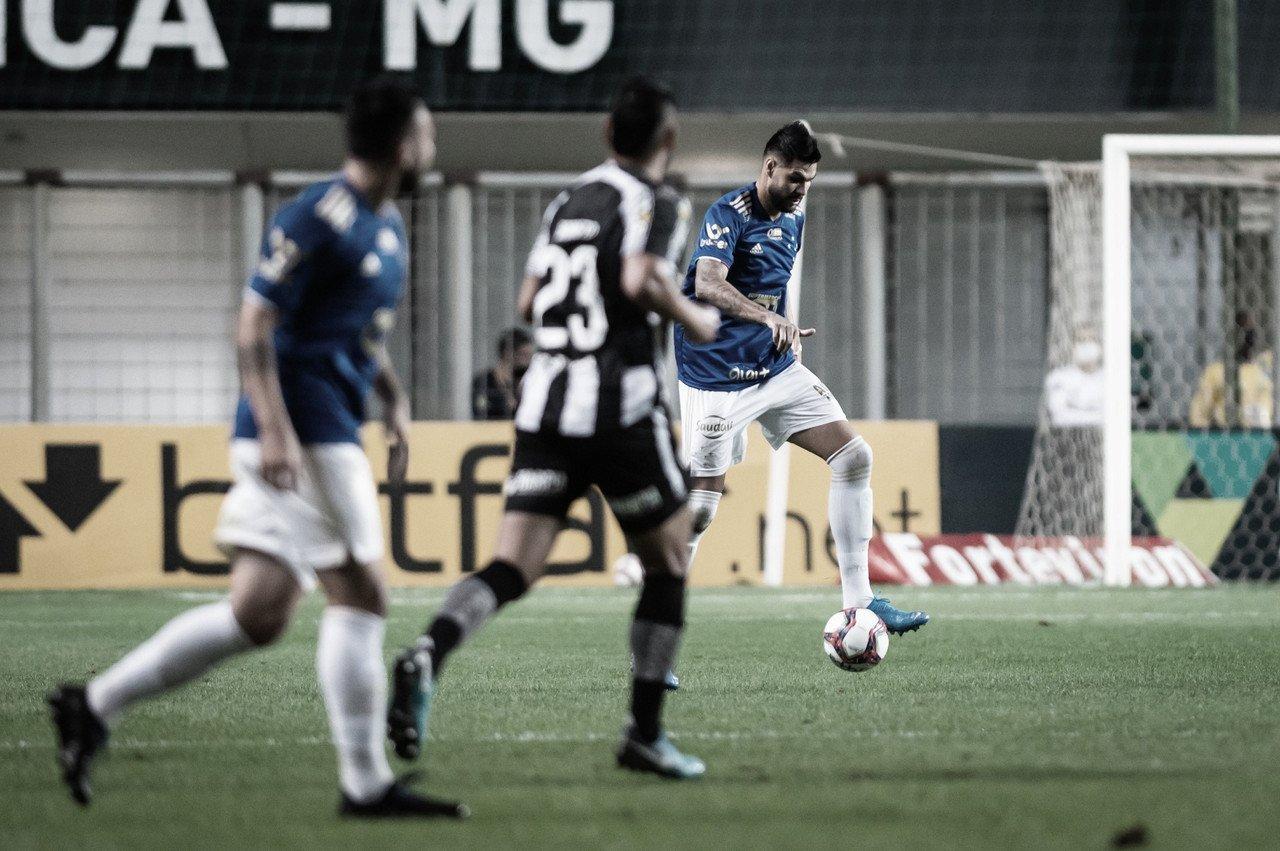 Em jogo truncado, Cruzeiro e Botafogo empatam na Série B