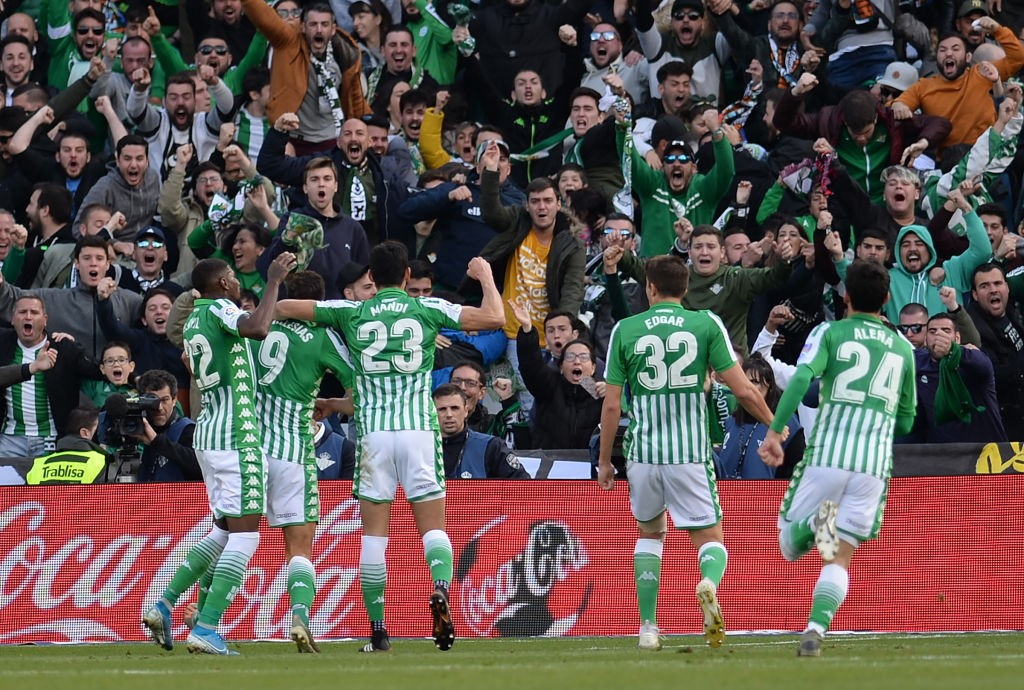 Image Result For Real Sociedad Vs Betis