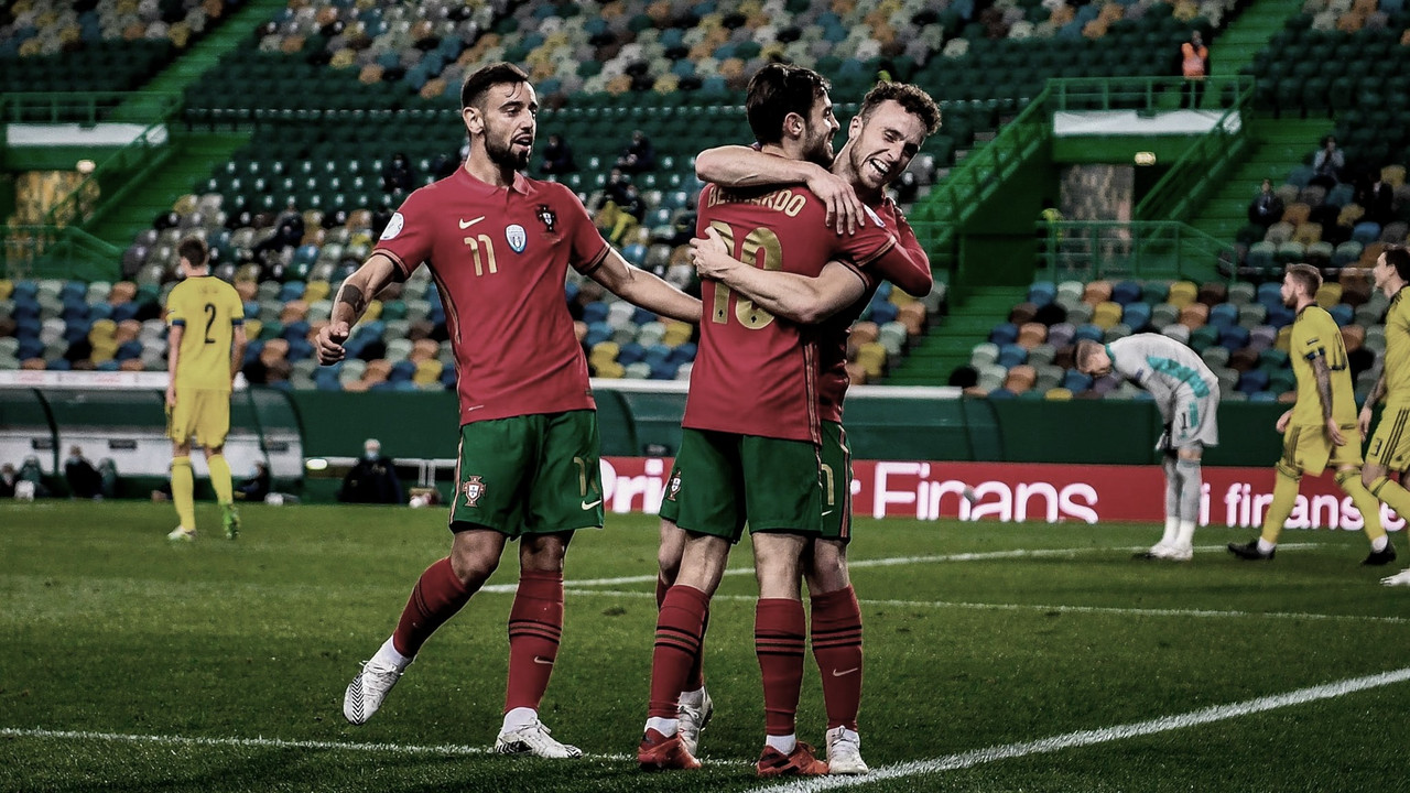 Portugal inicia la preparación para la Euro ante España