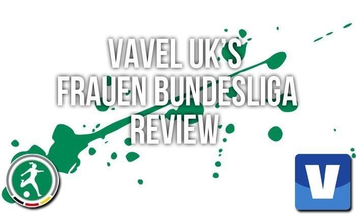 Frauen-Bundesliga - Matchday 8 Review: Duisburg and Leverkusen open up a gap on 'Gladbach