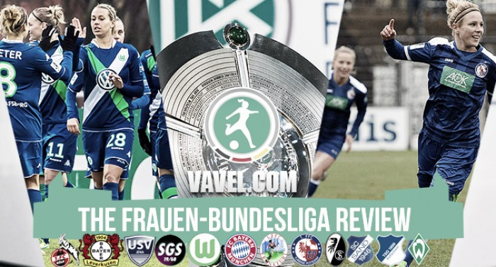 Frauen-Bundesliga Matchday 13 round-up: Potsdam stumble, Bayern lead from the front
