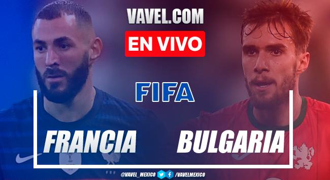 Goles y Resumen del Francia 3-0 Bulgaria en Amistoso 2021