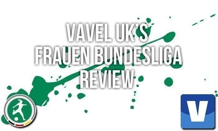 Frauen-Bundesliga week 19 review: Wolfsburg one win from the title