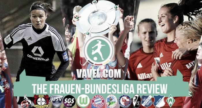 Frauen-Bundesliga - Matchday 15 Review: Top three all win, Leverkusen and Essen impress