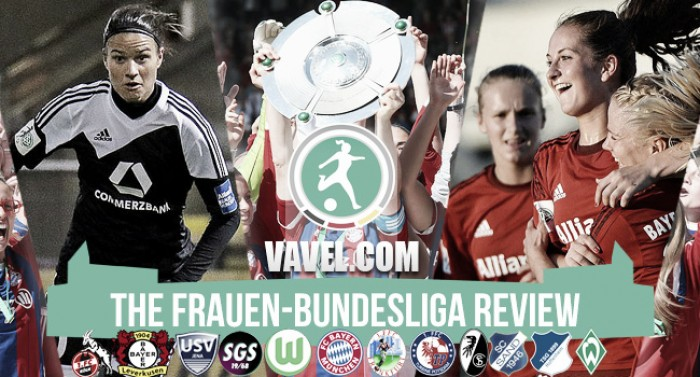Frauen-Bundesliga - Matchday 22 round-up: Wolfsburg secure Champions League football