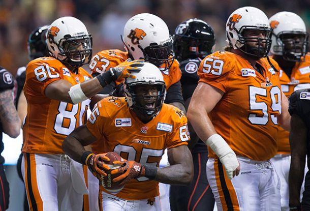 Ottawa Redblacks Crushed By BC Lions