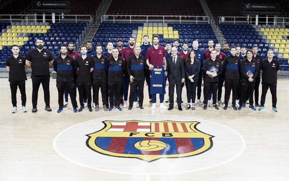 El FC Barcelona refuerza su compromiso con la Fundación Barça