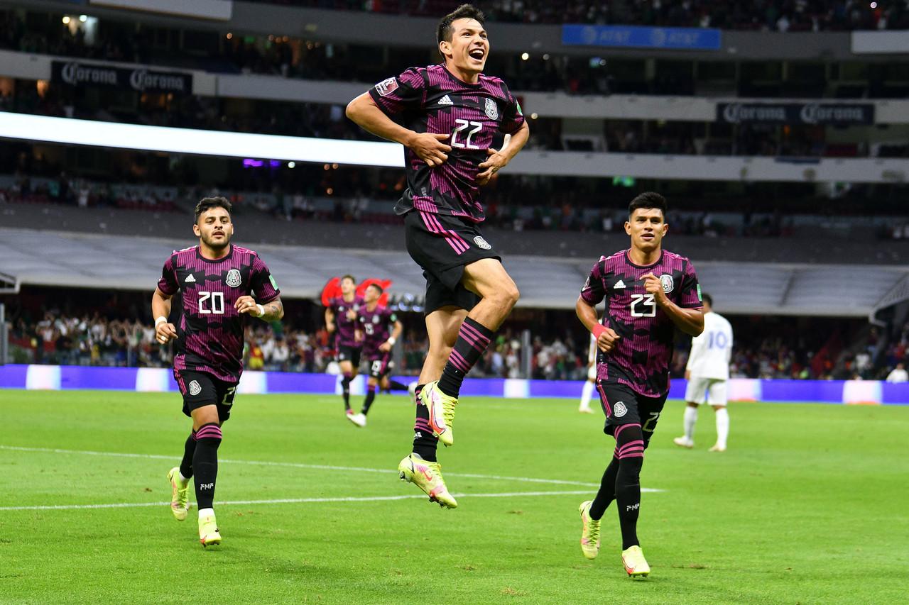 La SNM golea 3-0 a Honduras y retoma el liderato de la eliminatoria