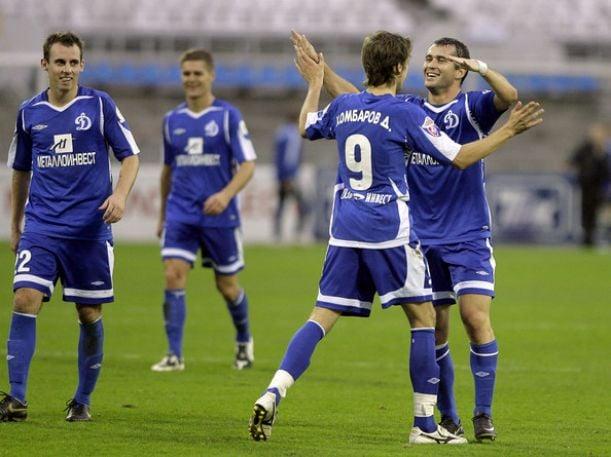Le Dynamo de Valbuena en passe sept à Rostov