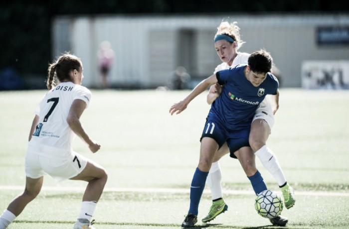 Carson Pickett sees red as FC Kansas City and Seattle Reign draw