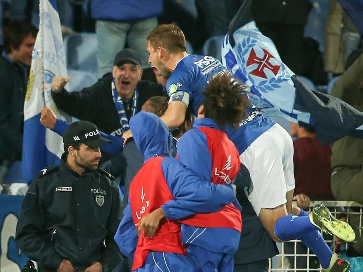 Belém derrota FC Porto