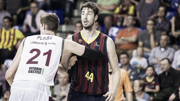 FC Barcelona vs Laboral Kutxa, Playoff ACB en vivo y en directo online