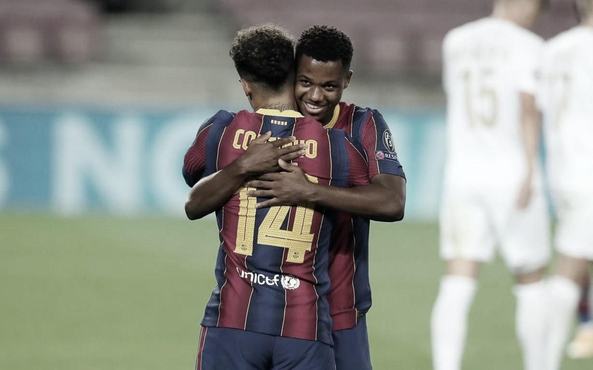 Foto:Miguel Ruiz/FC Barcelona