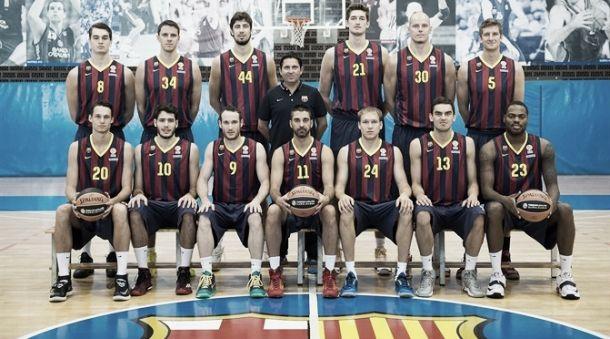 FC Barcelona 2014/2015