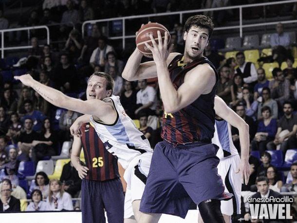 Fotos e imágenes del partido FC Barcelona - Río Natura Monbus, 27ª jornada de la Liga Endesa