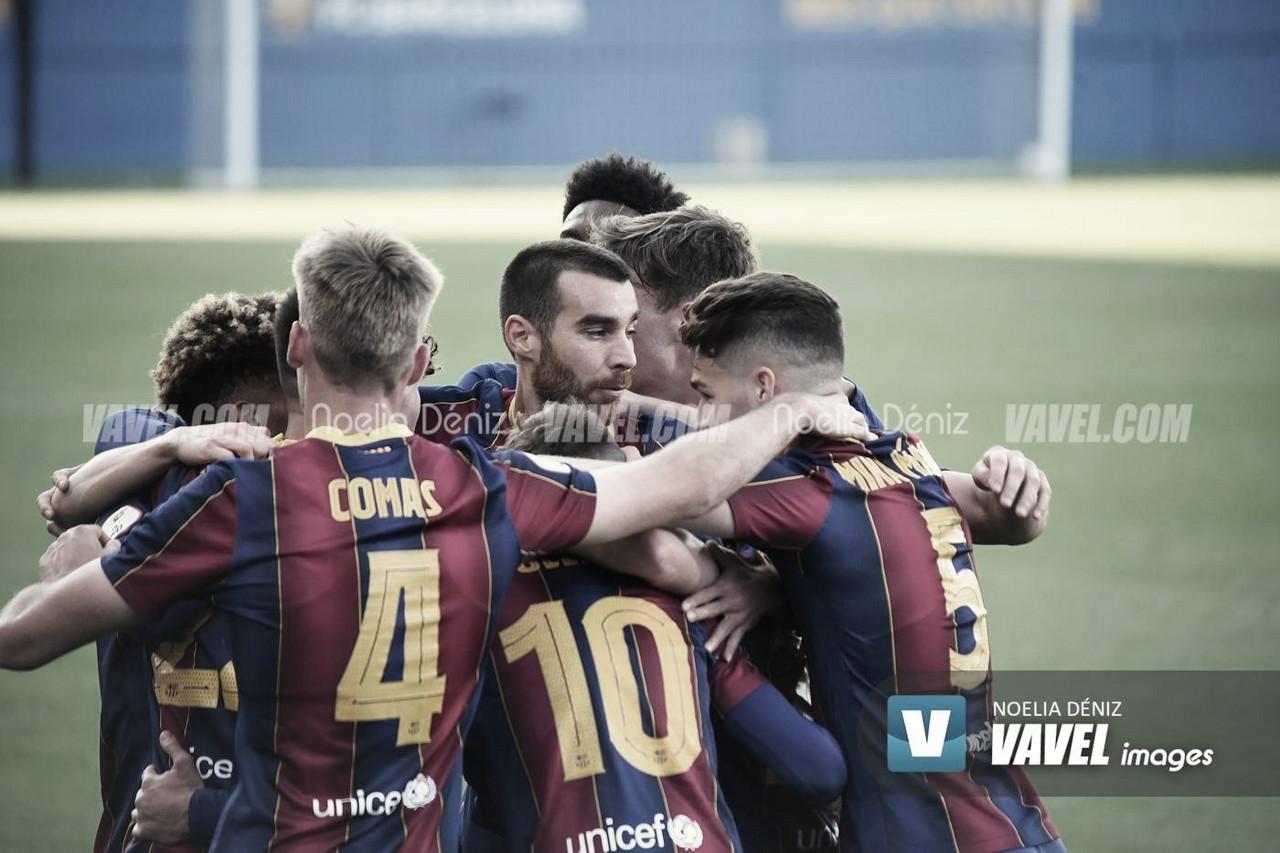 El FC Barcelona B ya está en Extremadura