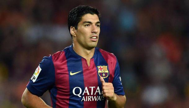 Luis Suarez, le retour !