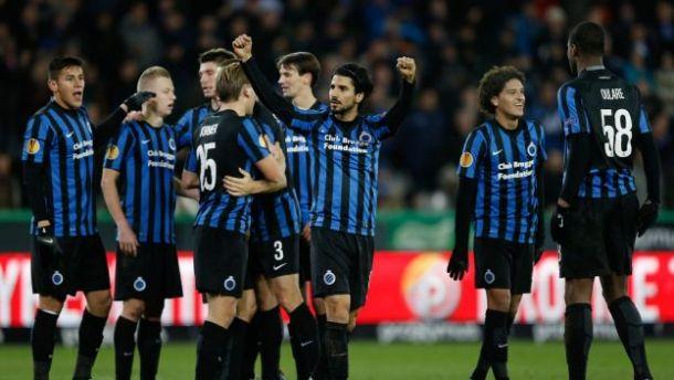 Le FC Bruges s'envole pour les quarts de finale de l'Europa League
