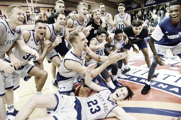 NCAA Basketball: Maui Jim Maui Invitational 7th Place Game: Chaminade blows out California 96-72