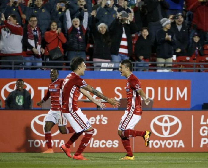 FC Dallas Hand Montreal Impact First Loss Of 2016 MLS Season