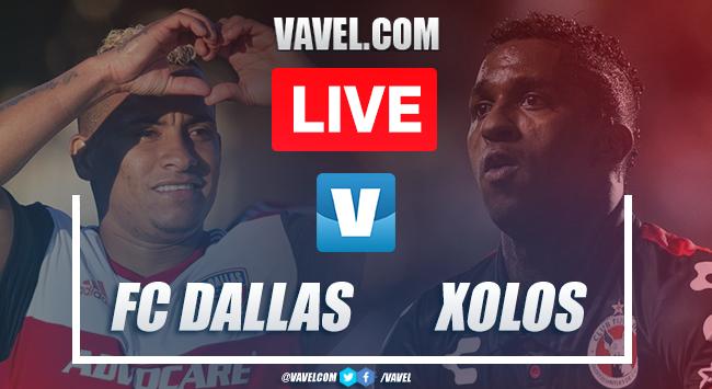 FC Dallas vs Xolos Tijuana: Live Stream and Updates (0-0)