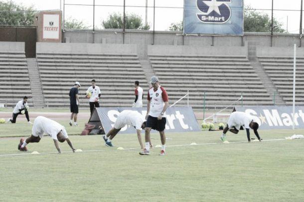 Sigue FC Juárez con su etapa de pretemporada