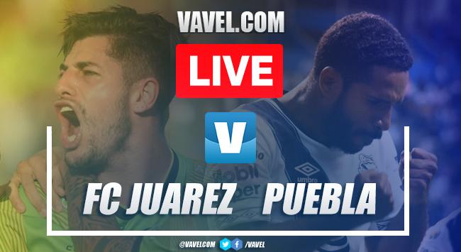 Goals and Highlights: Puebla 2-1 FC Juárez, 2019 Liga MX