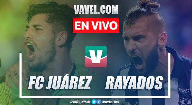 Resumen y video goles FC Juárez 1-0 Rayados de Monterrey en Apertura 2019