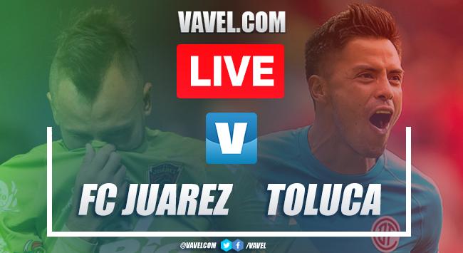 Goals and Highlights: FC Juarez 2-0 Toluca, 2019 Liga MX