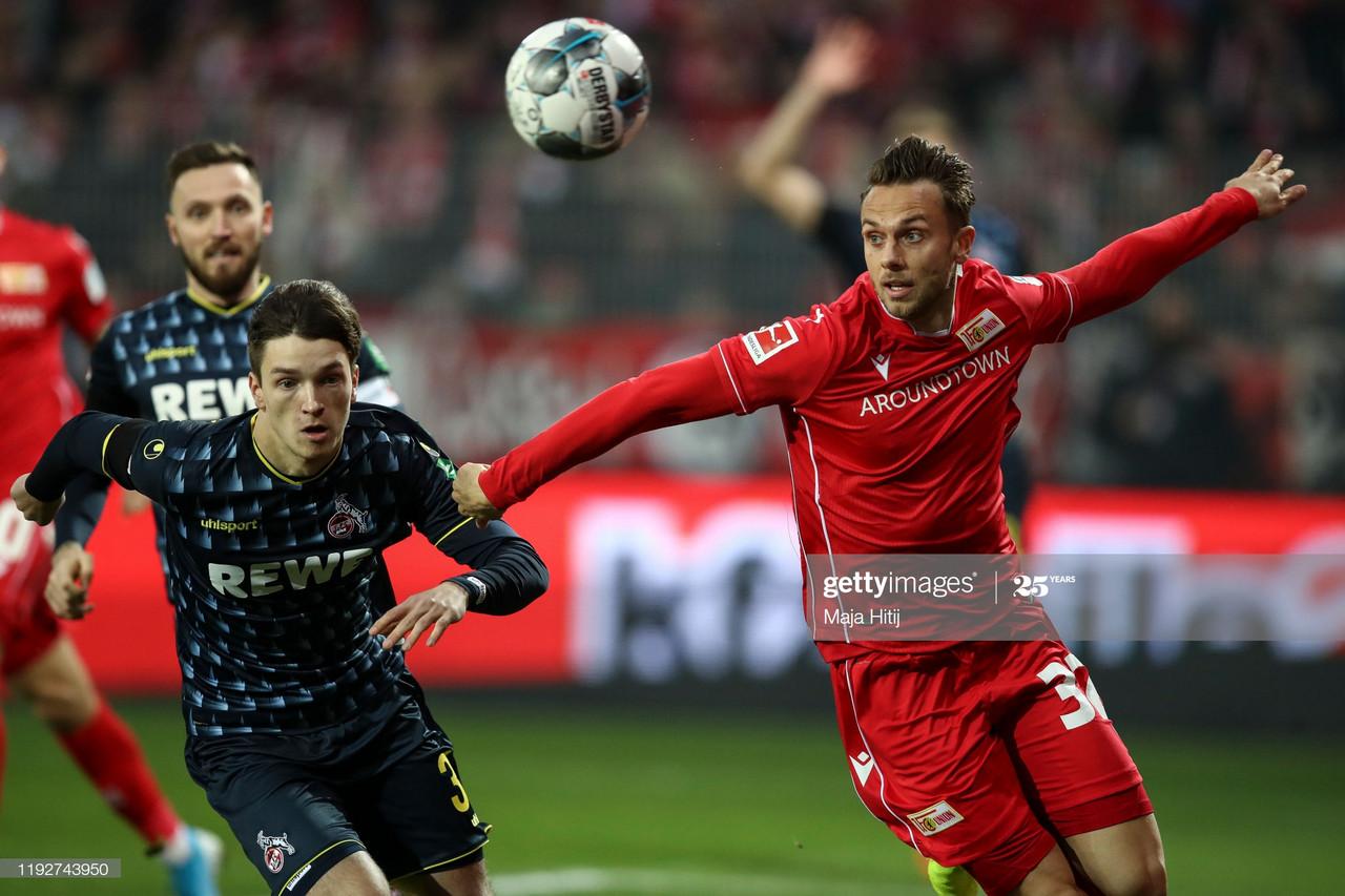 1. FC Koln aim to secure Bundesliga status at 1. FC Union Berlin's expense