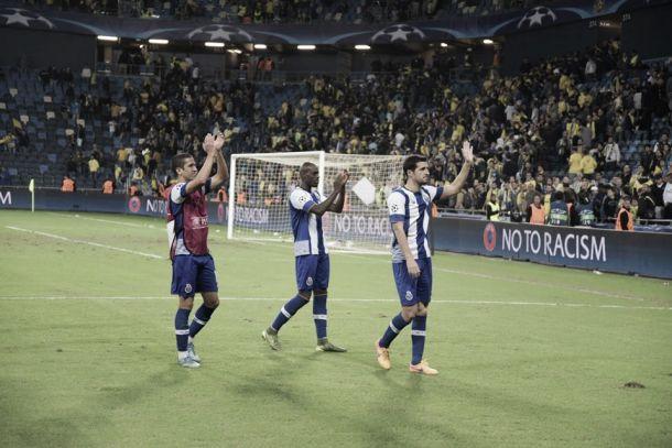 Liga dos Campeões: Porto despacha Maccabi e fica a um passo dos 'oitavos'