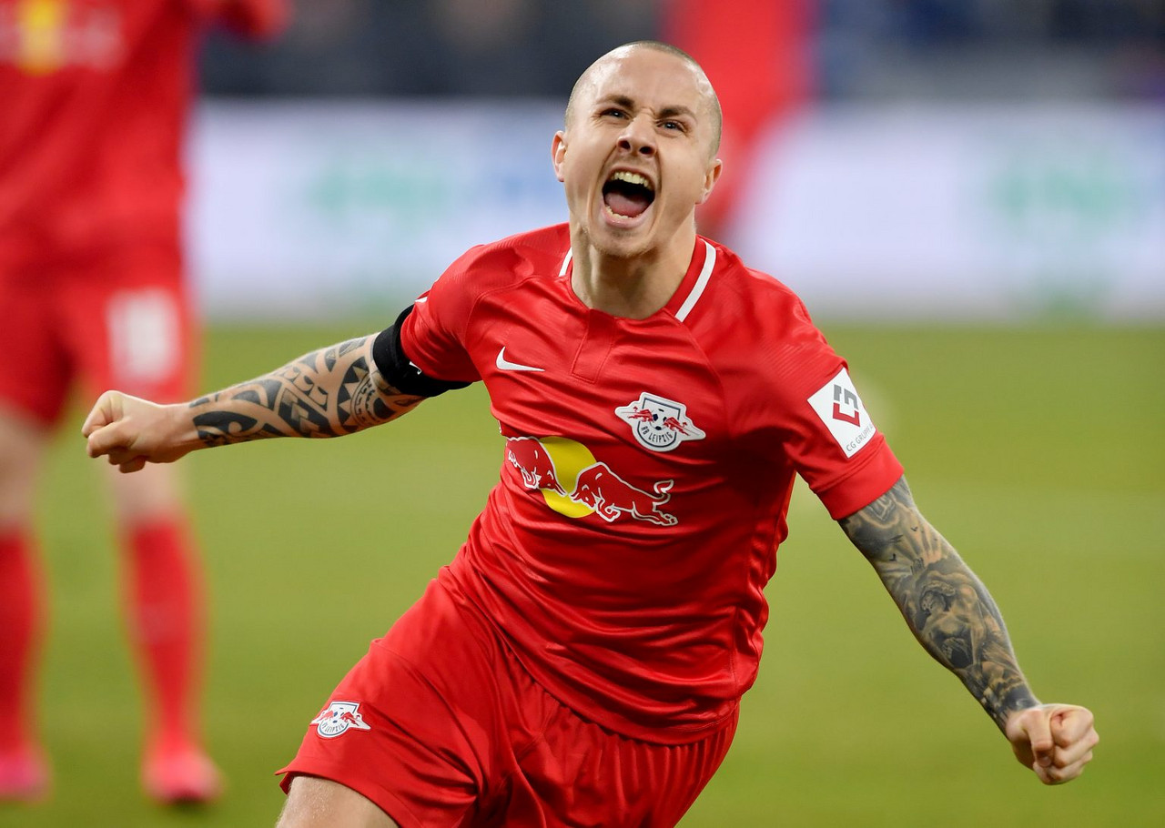 RB Leipzig Want Permanent Angeliño Deal