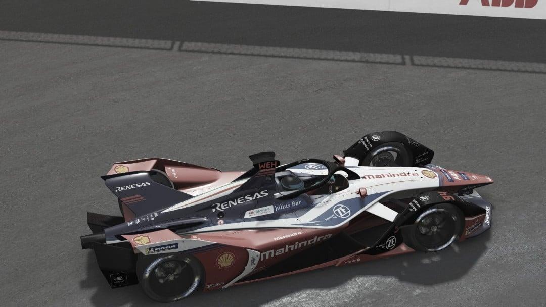 Wehrlein vence pela terceira vez e reassumi liderança do desafio virtual da Fórmula E