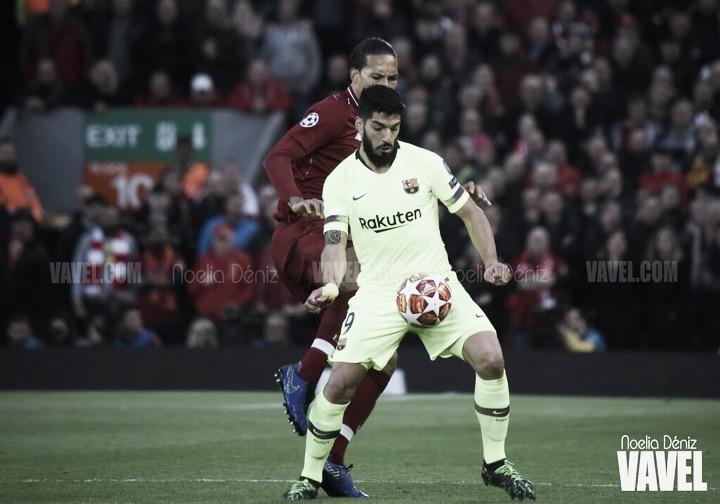Luis Suárez no jugará la final de la Copa del Rey