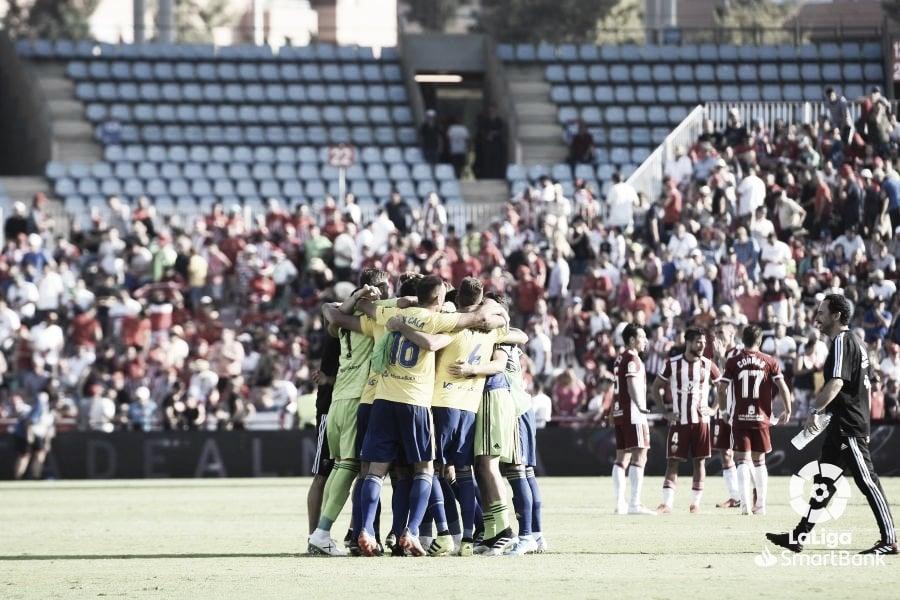 UD Almería 1 - 2 Cádiz CF: garra + corazón = victoria