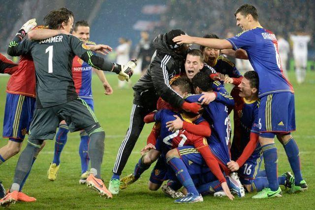 Le FC Bâle au bout du suspense