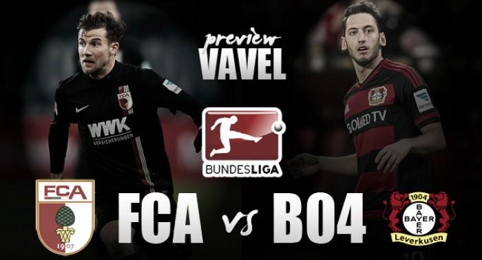 FC Augsburg - Bayer Leverkusen Preview: Die Werkself look to bounce back after their midweek nightmare