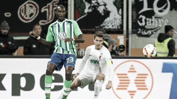 FC Augsburg 0-0 VfL Wolfsburg: Wolves held by plucky Augsburg in scrappy affair