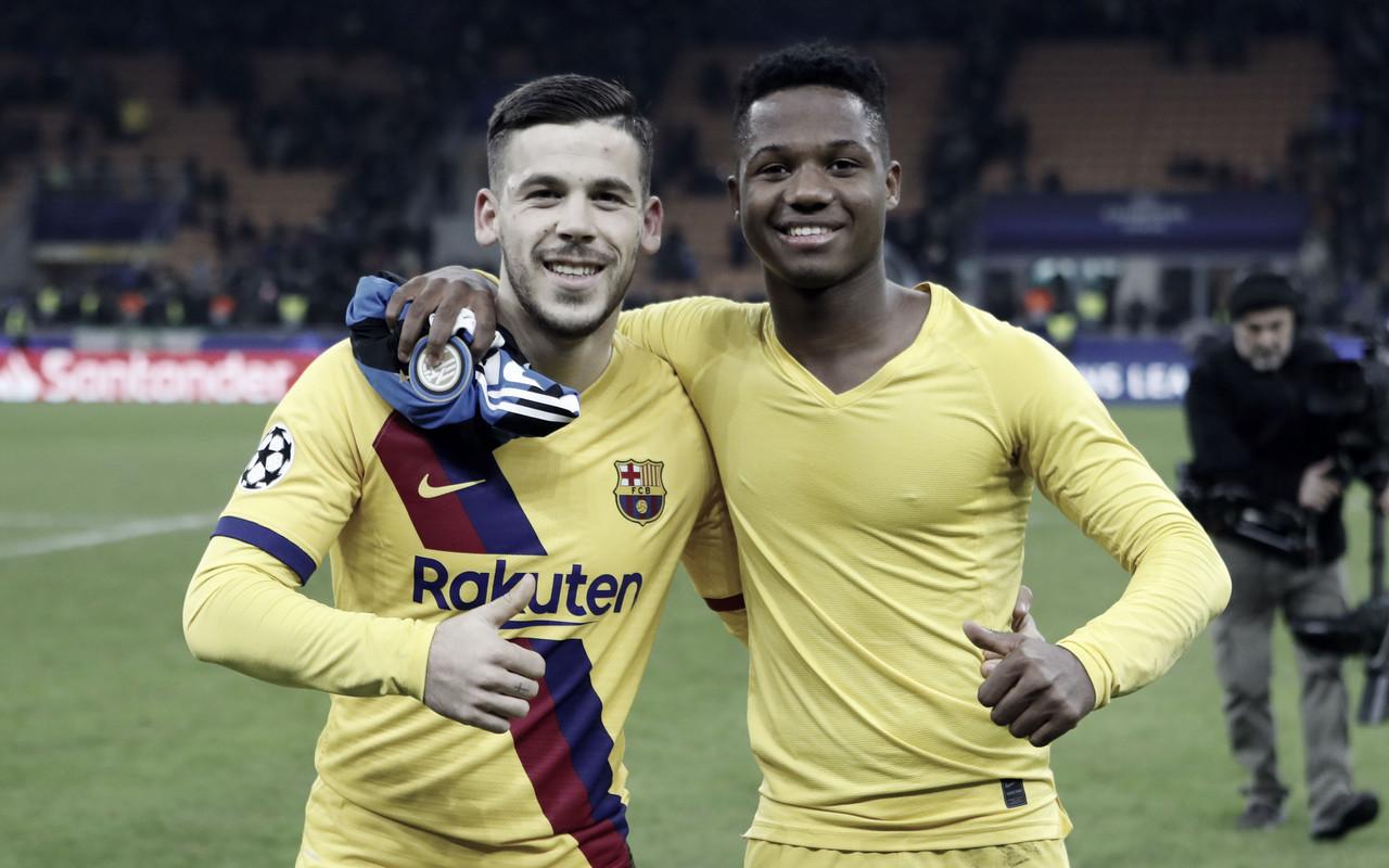 El Barça visita Anoeta con la confianza intacta