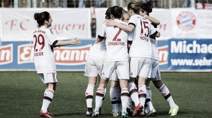 SC Freiburg Frauen 0-3 Bayern Munich Frauen: Second half showing sees Bayern inch closer to the title