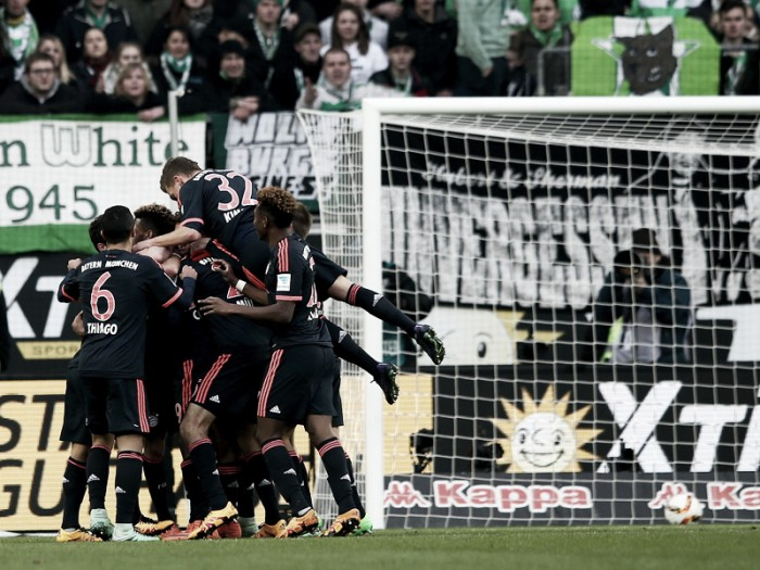 VfL Wolfsburg 0-2 Bayern Munich: League leaders stroll to victory against struggling Wolves