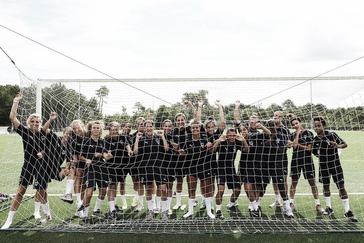 Division 1 Féminine 2018-2019 Preview:FC Girondins de Bordeaux Féminines