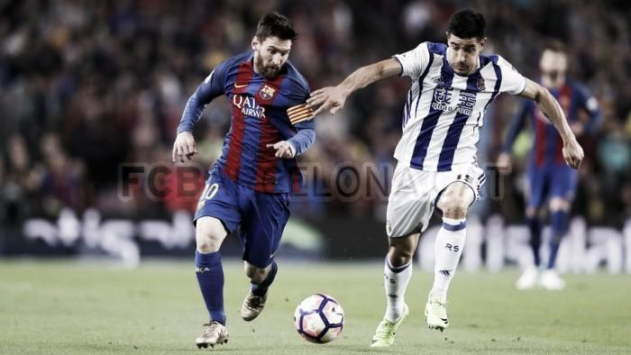 FC Barcelona - Real Sociedad, puntuaciones del Barça, 32ª jornada de Liga